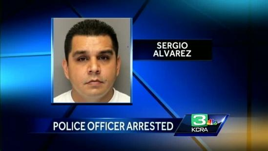 West Sac officer charged with on-duty sex assault, kidnapping