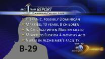 Zimmerman jury lone minority member from Chicago