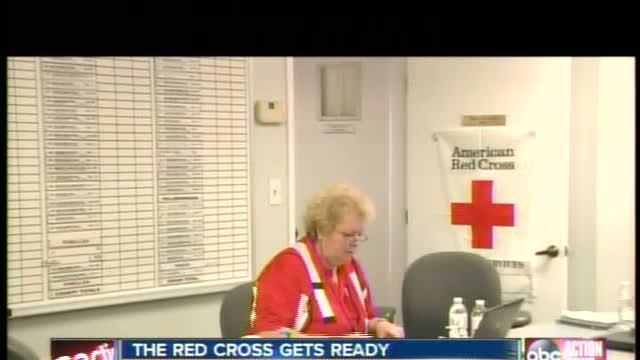 Red Cross increases staff for possibility of Isaac