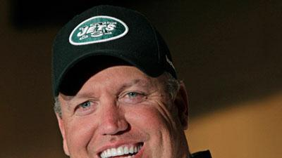 Rex Ryan on losing 100 pounds, adding Tebow