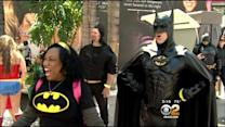 DC Comics Fans Set World Record For 'Super' Gathering