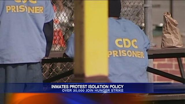 30K CA Prisoners Refuse Meals in Protest of Isolation Policy