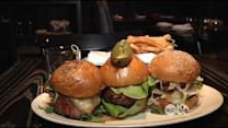 Try Trio Of Burgers At DBGB Kitchen And Bar