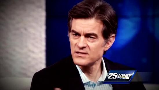 Today on WPBF at 4: Death and Dr. Oz