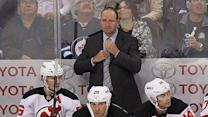 NHL coaches already on the hot seat?