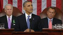 Obama Addresses Gun Violence Issue During State of the Union