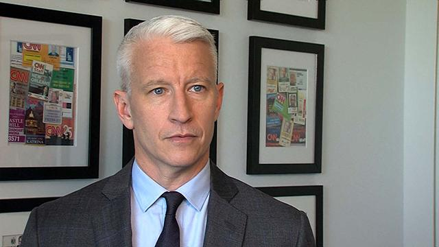 Anderson Cooper Reacts To His Donald Sterling Interview