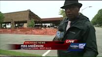 Roof of West Allis Farmers Markets collapses