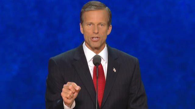 Sen. Thune: Our future depends on electing Romney