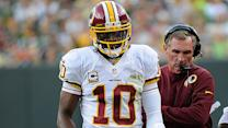 Who is the right coach for RG3?