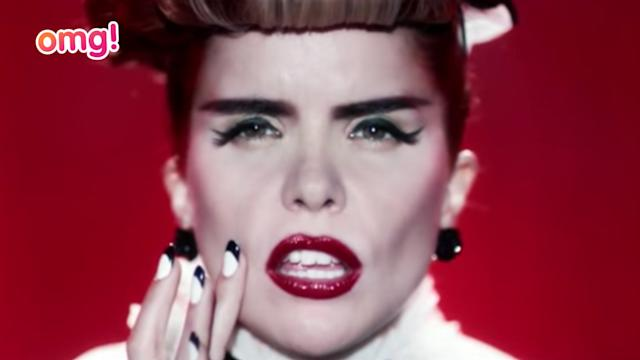 Why performing is therapy for Paloma Faith