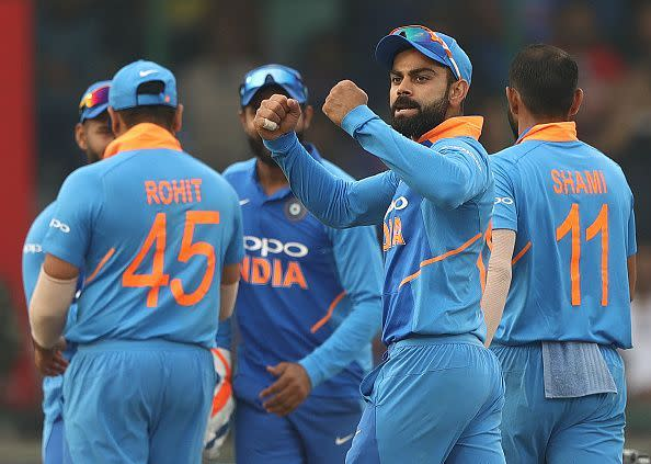 Virat Kohli will be looking to lead the team from the front