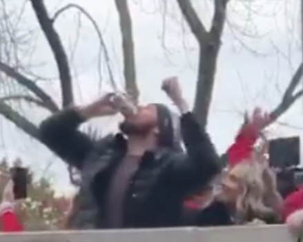 Red Sox Pitcher Chris Sale Chugs Beer Thrown From Crowd at