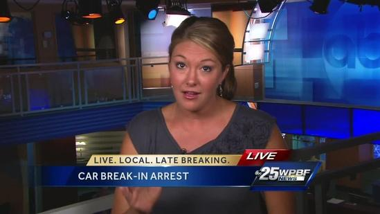 Port St. Lucie car break-ins