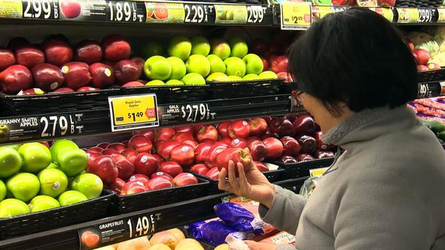 New report reveals pesticide residue still prevalent on produce