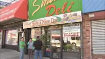 Woman robbed, assaulted at Logan deli