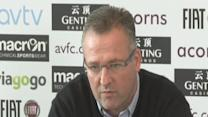 Lambert: It's been a hard, hard year