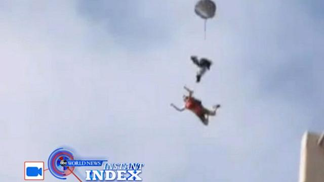 Instant Index: Brazen Base Jump Goes Awry