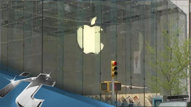 IPhone Growth Stalls as Android Continues to Nip Away at Apple's Market Share