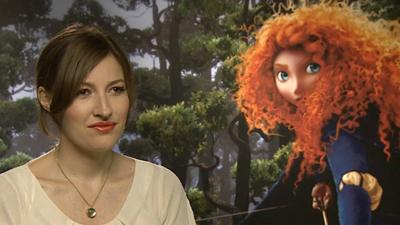 Kelly Macdonald Lends Her Voice To 'Brave' New Role