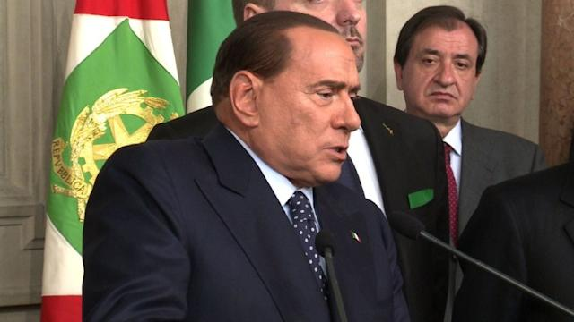 Berlusconi 'ready to form a coalition government'
