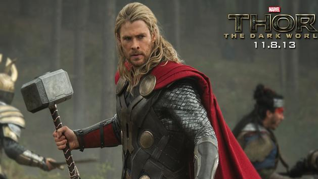 Thor The Dark World Movie Review By Bharathi Pradhan