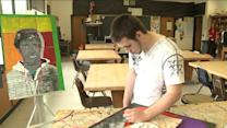 Teen With Traumatic Brain Injury Expresses Himself Through Art