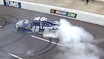 Final Laps: Clock chimes for Jimmie Johnson