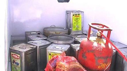 Adulterated ghee factory busted in Ghaziabad