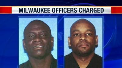MPD Officers Charged With Helping Drug Suspect