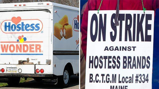 Hostess and bakery union agree to third-party talks