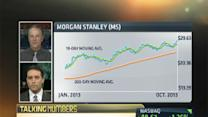 Why Morgan Stanley isn't Goldman Sachs