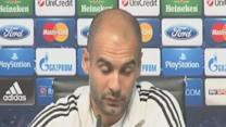 Guardiola impressed by City strides