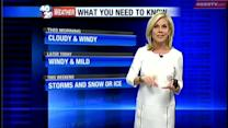 Laura's Weather Webcast Jan. 11th