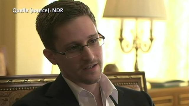 Edward Snowden Alleges Economic Spying