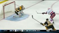 Rask robs Brouwer from point blank
