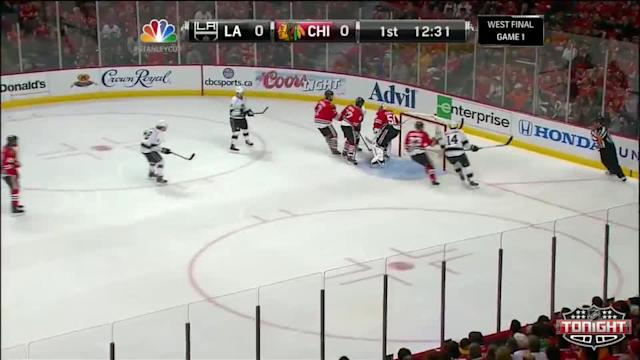 Los Angeles Kings at Chicago Blackhawks - 05/18/2014