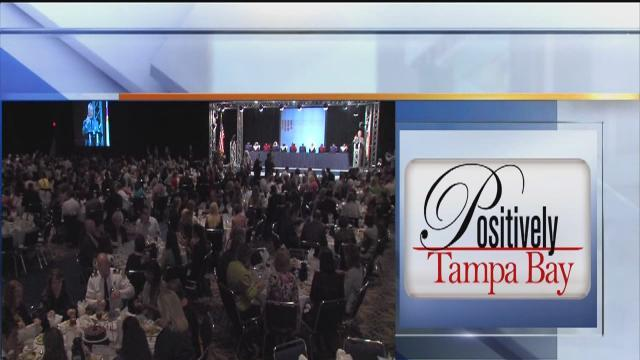 Positively Tampa Bay: Our Heroes Luncheon