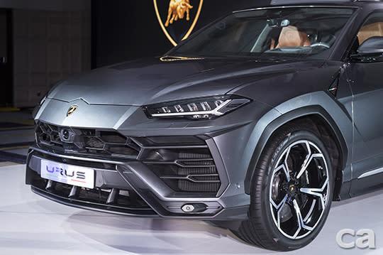 Lamborghini Urus新車發表會 (11)