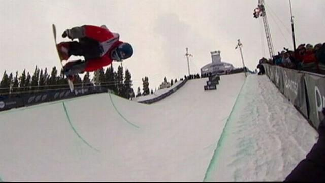 Winter X Games in Aspen: Training For Extreme Sports