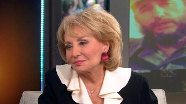 Barbara Walters 'a Little Scared' of This 'New Chapter' in Her Life