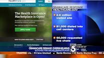 Computer Glitches Mar Obamacare`s Rollout