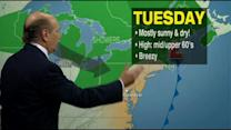 Marty Bass Has Your Tuesday Morning Weather