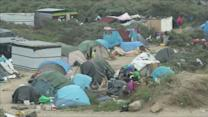 Calais residents suffering from migrants in town