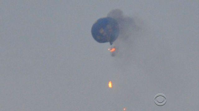 Search underway for missing passenger in deadly Va. balloon crash