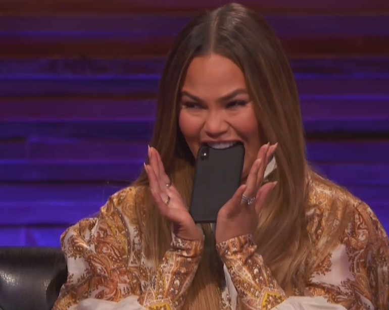 Chrissy Teigen has to delete Instagram post after another social media  mistake
