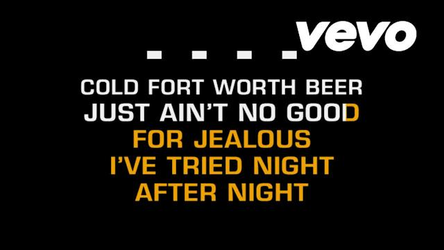 Does Fort Worth Ever Cross Your Mind (Karaoke)