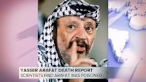 Yasser Arafat Possibly Poisoned, Forensics Report Suggests