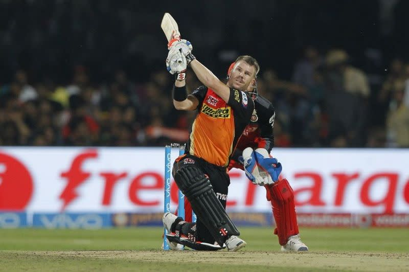Warner has been excellent in the IPL