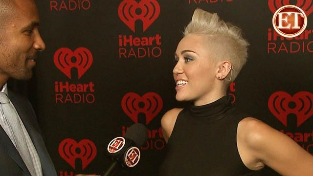Miley Cyrus Itching to Get Back Onstage